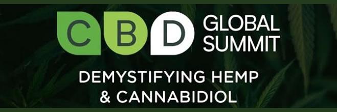CBD Global Summit 2020: Demystifying Hemp & Cannabidiol